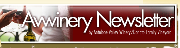 Antelope Valley Winery features handcrafted California red and white wines.